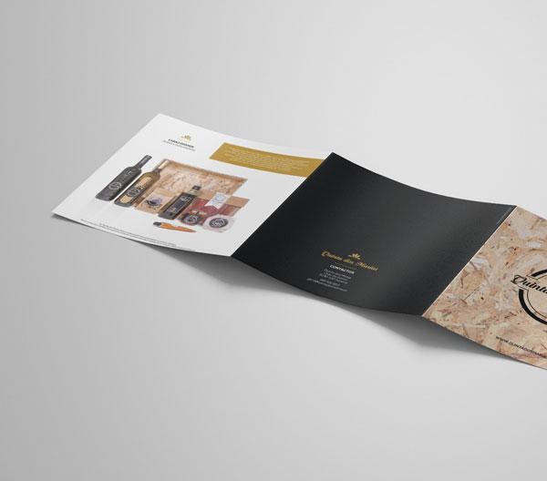 Brochura Quinta dos 3 Marias Extetior