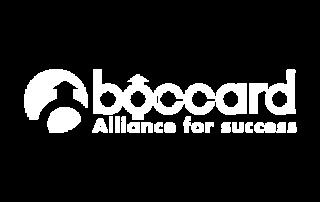Logotipo Boccard
